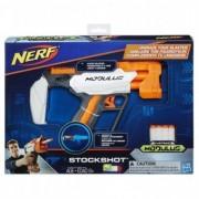 NERF MODULUS BLASTER Stockshot C0389 pistol cu gloante