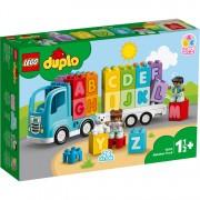 LEGO DUPLO - Alfabet vrachtwagen 10915
