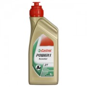 Castrol POWER 1 Scooter 2T 1 Litre Can