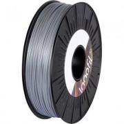 3D nyomtató szál Innofil 3D ABS-0121A075 ABS műanyag 1.75 mm Ezüst 750 g (1417303)