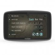 TomTom Go Professional 6200 Tomtom Navigatore Satellitare Wi-Fi Colore Nero