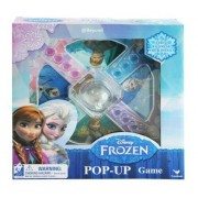 New Disney Frozen Princess Elsa & Anna Board Game Pop-up Game for Kids