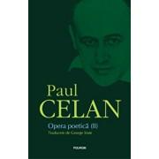 Opera poetica (II)/Paul Celan