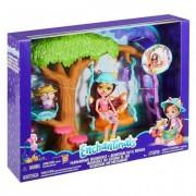 Enchantimals Játszótéri kalandok Felicity Fox babával és állatkával