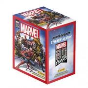 2020 Marvel Marvel 80th. Caja de estampas. 50 sobres (200 estampas + 50 tarjetas)