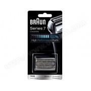 BRAUN Accessoire rasoir Cassette 70S Séries 7 Pulsonic
