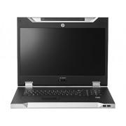 HPE LCD8500 1U DE Rackmount Console Kit