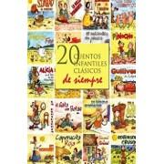 20 Cuentos Infantiles Clasicos de Siempre (Spanish), Paperback/Hans Christian Andersen