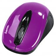 Mouse optic wireless Hama, 86565, 1000 dpi, Mov