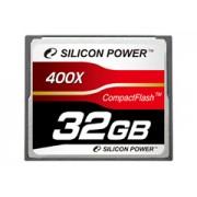 Silicon Power Compact Flash 32GB 400x memóriakártya