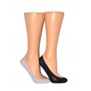 RiSocks Dámské ponožky baleríny RiSocks 2716 Laser béžová světlá 36-41
