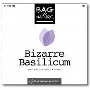 Bag-to-Nature Bizarre basillicum kweken zakje