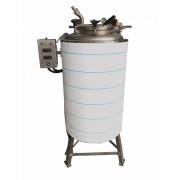 Sterilizator sub presiune pentru ceara 500kg