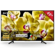 """Sony XBR-49X800G Pantalla 4K Ultra HD 49"""" Android TV Serie X800G"""