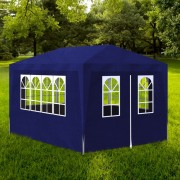 vidaXL Party Tent 3x4 m Blue