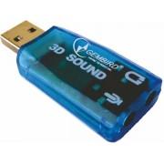 Zvucna kartica USB Gembird 5.1 Sound effect, CMP-SOUNDUSB13