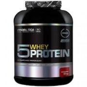 Probiótica Whey Protein 5W Probiótica Ultimate Blend - Morango - 2Kg