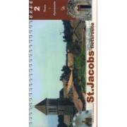 Fietsgids St. Jacobs fietsroute, deel 2 Tours - Pyreneeën (Santiago de Compostela - Sint Jacobsroute) | Pirola