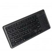 Tastatura bluetooth cu touchpad si powerbank