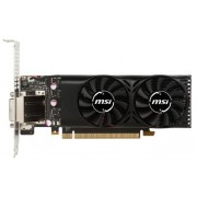 Placa Video MSI GeForce GTX 1050 Ti 4GT LP, 4GB, GDDR5, 128 bit