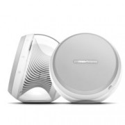 Тонколона Harman Kardon Nova, 2.0, 80W, 3.5mm jack, Bluetooth/NFC, бяла