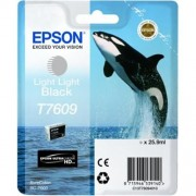 Kazeta EPSON SC-P600 light light black