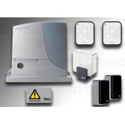 nice kit automatisation portails coulissants 24v robuskit 600 bd rb600bdkce