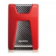 Disco Externo ADATA USB 3.0 1TB AHD650-1TU3-CRD ROJO