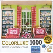 Colorluxe 1000 Piece Puzzle - Living Room