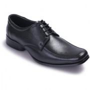 BUCIK Men's BLACK Geniune Leather Lace Up FORMAL SHOES