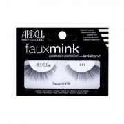 Ardell Faux Mink 811 umělé řasy 1 ks odstín Black pro ženy