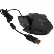 Delux M811LU Gaming Mouse Gamer USB Wired Ergonomics Design Laptop PC Ratones