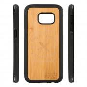 Arbor Obal na telefon Arbor Build Things Galaxy S7 bamboo