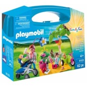 Set Portabil- Picnic In Familie Playmobil