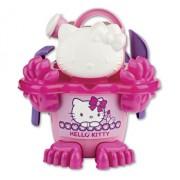 Set galetusa figurina Hello Kitty Androni cu stropitoare si accesorii