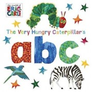 The Very Hungry Caterpillar's ABC, Hardcover/Eric Carle