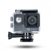 Camera sport Ultra HD Forever Action Cam SC-400 PLUS 4K, Wi-Fi, 2 inch Display, 12 MP, 170 grade, Black