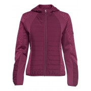 ONLY Gewatteerd Sportjack Dames Rood / Female / Rood / XL