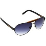 Tommy Hilfiger Aviator Sunglasses(Grey)
