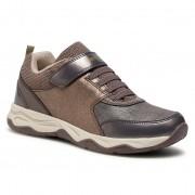 Geox Sneakers GEOX - J Calco G. B J04CMB 0PVEW C9006 D Smoke Grey