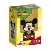 Конструктор Лего Дупло - Моята първа конструкция Mickey, LEGO DUPLO, 10898