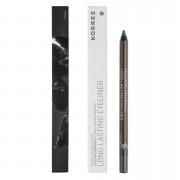 KORRES Natural Volcanic Minerals Long Lasting Eyeliner (Various Shades) - Grey