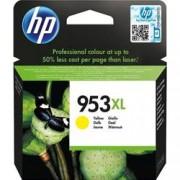 ORIGINAL HP Cartuccia d'inchiostro giallo F6U18AE 953 XL ~1600 Seiten