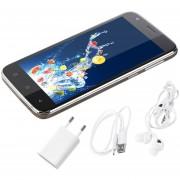 ER Android 5.1 MTK6580 Quad Core 8GB Desbloqueados GSM WCDMA K25 Smart Phone 5''.