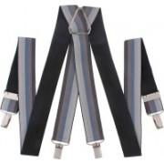 Orosilber X- Back Suspenders for Men(Beige)