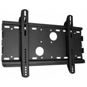 Suportes TV - Televisão de Parede 23'' a 40'' Plano Flat 37-05B Preto LED / LCD / Plasma