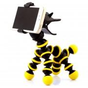 Soporte Ajustable Como Caballo Con Pinza E-Hot Para Teléfono - Negro