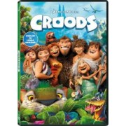The croods DVD 2013