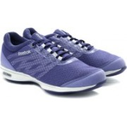 REEBOK Easytone Essential Ii Sports Shoes For Women(White, Purple)