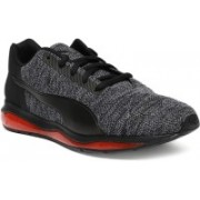 Puma CELL ULTIMATE KNIT Running Shoes For Men(Black)